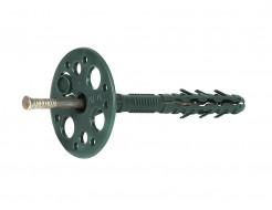 Дюбель для теплоизоляции с металлическим гвоздем и термозаглушкой Стандарт ST-M10х120 - интернет-магазин tricolor.com.ua