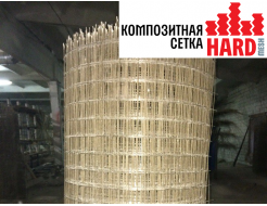 Композитная кладочная сетка LightMesh 100х100 3 мм 1x50 - интернет-магазин tricolor.com.ua