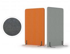 Акустический мобильный экран Openakustik Flo (напольный) 1500x800x40 Dk.Gray 11