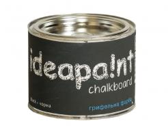 Интерьерная грифельная краска Ideapaint черная - интернет-магазин tricolor.com.ua
