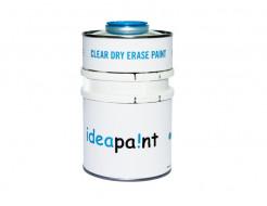 Краска интерьерная маркерная Ideapaint прозрачная - интернет-магазин tricolor.com.ua