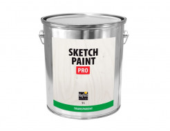 Купить Краска интерьерная маркерная MagPaint Sketchpaint Pro прозрачная глянцевая - 1