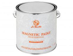 Краска интерьерная магнитная Le Vanille Pro