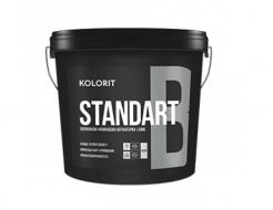 Штукатурка декоративная силикон-модифицированная Kolorit Standart B Барашек