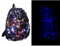 Краска люминесцентная AcmeLight для текстиля синяя 20мл - интернет-магазин tricolor.com.ua