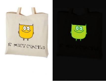 Купить Краска светящаяся AcmeLight для текстиля желтая 20мл - 1