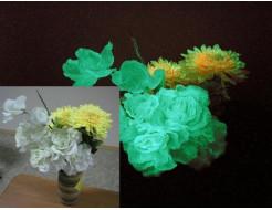 Краска светящаяся AcmeLight для цветов белая 20мл - интернет-магазин tricolor.com.ua