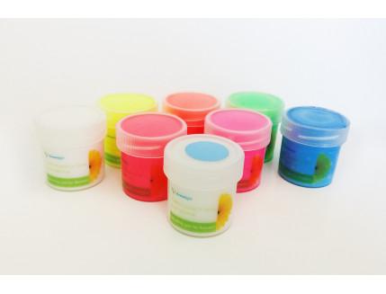 Набор светящихся красок для цветов AcmeLight 8 шт - изображение 2 - интернет-магазин tricolor.com.ua