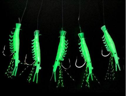 Набор светящихся красок для рыбалки AcmeLight 8 шт - изображение 2 - интернет-магазин tricolor.com.ua