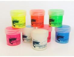 Набор светящихся красок для рыбалки AcmeLight 8 шт