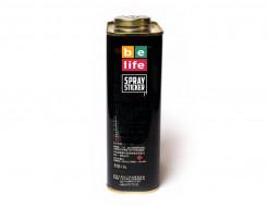 Краска-пленка (жидкая резина) BeLife SPRAYSTICKER PRO 1 л. (700 гр) черная матовая - интернет-магазин tricolor.com.ua