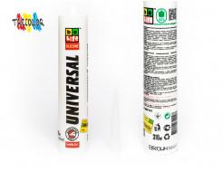 Купить Герметик силиконовый универсальный BeLife белый 310 мл