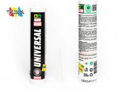 Купить Герметик силиконовый универсальный BeLife черный 310 мл
