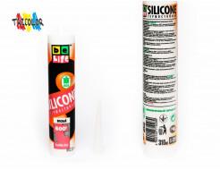 Купить Герметик силиконовый термостойкий BeLife черный 310 мл