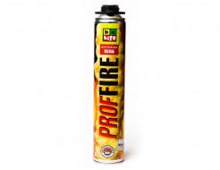 Профессиональная огнестойкая монтажная пена BeLife 750 мл - интернет-магазин tricolor.com.ua