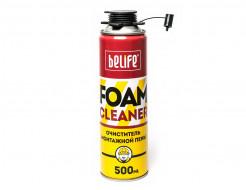 Очиститель монтажной пены BeLife 500 мл - интернет-магазин tricolor.com.ua