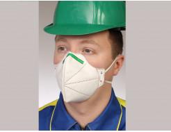 Полумаска Микрон Микрофильтр (уровень защиты FFP1)