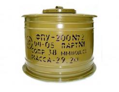Фильтр-поглотитель ФПУ-200 для бомбоубежищ Микрофильтр