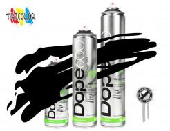 Аэрозольная краска Dope Action Black 600 мл