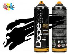 Аэрозольная краска Dope Nitro Black 500 мл