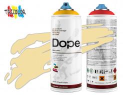 Аэрозольная краска Dope Сlassic D-002 Ivory Light 400 мл