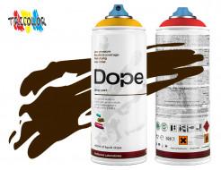 Аэрозольная краска Dope Сlassic D-103 Chocolate 400 мл