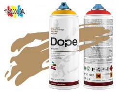 Аэрозольная краска Dope Сlassic D-104 Cappucino 400 мл