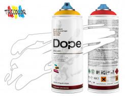 Аэрозольная краска Dope Сlassic D-200 White 400 мл