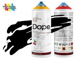 Аэрозольная краска Dope Сlassic D-300 Black 400 мл