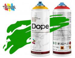 Аэрозольная краска Dope Сlassic D-084 Deep Green 400 мл