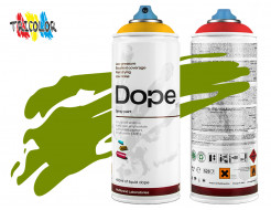 Аэрозольная краска Dope Сlassic D-087 Olive 400 мл