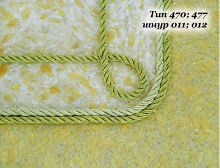 Декоративный шнур Limil № 12 золотой - изображение 2 - интернет-магазин tricolor.com.ua