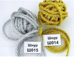Декоративный шнур Limil № 14 золотой