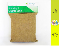Люминесцентный кварцевый песок AcmeLight Quartz Sand желтый