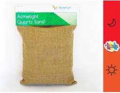 Люминесцентный кварцевый песок AcmeLight Quartz Sand оранжевый - интернет-магазин tricolor.com.ua