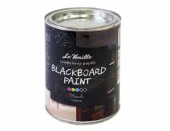 Интерьерная грифельная краска Le Vanille колеруемая