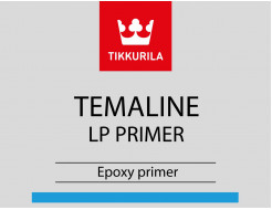 Краска-грунт эпоксидная 2К А Темалайн ЛП Праймер Tikkurila Temaline LP Primer серая - интернет-магазин tricolor.com.ua