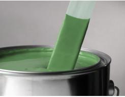 Краска для бордюров зеленая