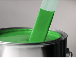 Купить Краска для бордюров зеленая