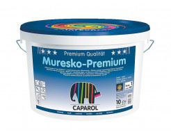 Краска фасадная силиконовая Caparol Muresko-Premium B1 белая