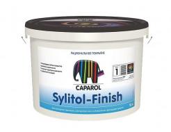 Краска фасадная силикатная Caparol Sylitol-Finish B1 белая