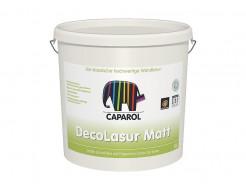 Краска интерьерная дисперсионная Caparol Deco-Lasur Matt E.L.F. белая - интернет-магазин tricolor.com.ua