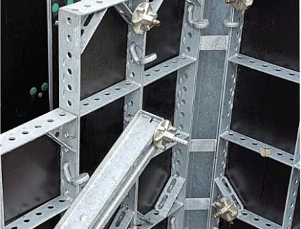 Опалубка БудМайстер щит 300*1500 полимерное покрытие - изображение 2 - интернет-магазин tricolor.com.ua