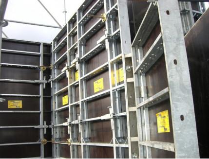 Опалубка БудМайстер щит 550*3000 горячее цинкование - изображение 2 - интернет-магазин tricolor.com.ua