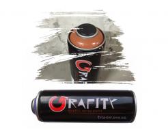 Аэрозольная краска для граффити Sanvo Clay Red красная глина