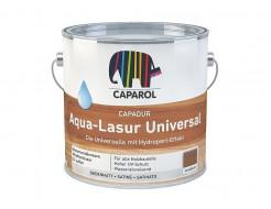 Купить Лазурь для дерева алкидная Capadur Aqua-Lasur Universal прозрачная