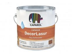 Купить Лазурь для дерева лессировочная водоразбавляемая Capadur DecorLasur прозрачная
