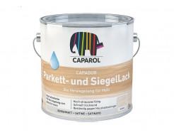Лак полиуретановый для пола Capadur Parkett- und SiegelLack полуматовый
