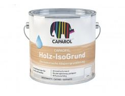 Грунт для дерева акриловый водорастворимый Capacryl Holz-IsoGrund белый