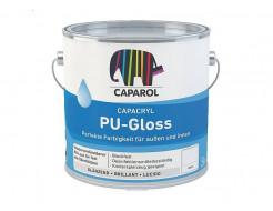 Купить Эмаль полиуретано-акриловая Capacryl PU-Gloss прозрачная